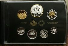 2017 Special Edition Pure Silver Proof Set Coins, Our Home and Native Land.