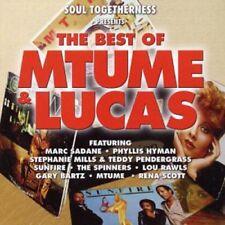 Best Of Mtume/Lucas (2007, CD NIEUW)