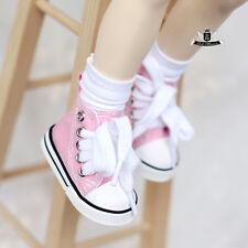 MSD Mid Shoes 1/4 BJD Boots DOD LUTS SOOM Dollfie AOD Sport Shoes Sneaker #Pink