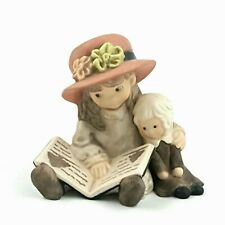 """Kim Anderson's Pretty As A Picture Figurine By Enesco """"Sharing Our Stories"""""""
