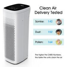 Home Air Purifiers True Hepa Large Room Air Purifier Allergies Air Cleaner Pet