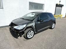 64 Citroen DS3 1.2 PureTech DSign Plus Damaged Salvage Repairable Cat N £20 Tax
