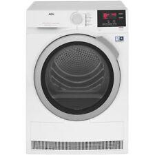 AEG T8DBG842R AbsoluteCare Technology 8Kg Heat Pump Tumble Dryer - White - A++