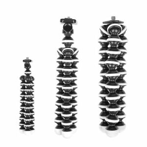 For GoPro Canon Nikon Camera DV Digital Octopus Flexible Gorillapod Tripod Stand