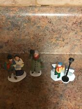 Department 56 A Christmas Carol Morning Collectible Figurine 56.55883