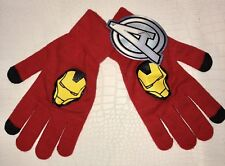 Transformers Adult Gloves Red Color New