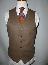 EAGLE CASTLE TWEED   WAISTCOAT  FITS UK  38/40