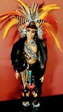 Hunter of the Tribe Native American Indian Indigenous Ooak Barbie Ken doll