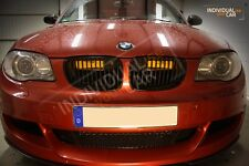 BMW 1er E82 Coupé E88 Cabrio - Air Scoops Gelb -
