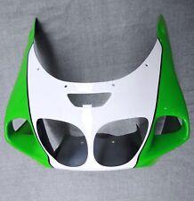Front Upper Fairing Headlight Cowl Nose Fit for Kawasaki Ninja ZX7R 1996-2003 97