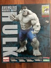AVENGERS MARVEL NOW GREY HULK ARTFX+ STATUE KOTOBUKIYA SDCC COMIC CON EXCLUSIVE