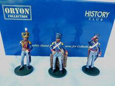 Soldat de plomb Oryon History Club Ref 6022 - King German Legion 1815