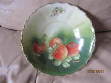 Vintage Bavarian Bavaria China Fruit Bowl