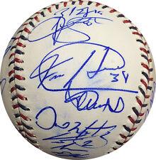2009 A.L All Star Team Signed Baseball 31 Auto Ichiro verlander  MLB Holo coa