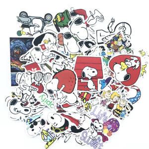 Die Peanuts Snoopy Stickerbomb 62 Stück