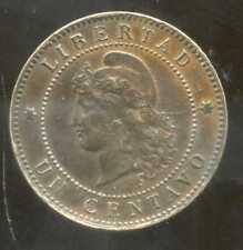 ARGENTINE 1 centavos 1890   ( 2 )