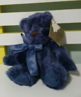 DAKIN BABY BEARS DESMOND BLUE 2000 WITH TAGS JUNE 30 BEAR 23CM