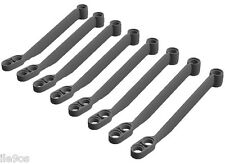Lego Wishbone Suspension Arm Kit x8  (pin,absorber,socket,racer,servo,shock,car)