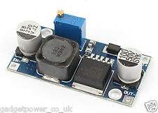 4a 32 vatios Dc-dc Step Up Boost Converter 3-32v a 5-35v Xl6009 sustituye Lm2577
