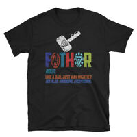 Fathor Like A Dad Just Way too Mightier Fa-Thor Definition Shirt Fathor Best Dad
