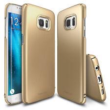 Samsung Galaxy S7 Edge Ringke Funda caja delgada [0,3mm Delgado] PROTECTOR oro