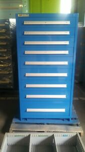 VIDMAR--LISTA  ( FULLY REFURBISHED CABINETS ) MANY TO CHOOSE FROM