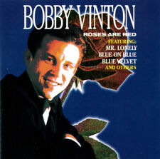 Bobby Vinton : Roses Are Red Vocal 1 Disc CD