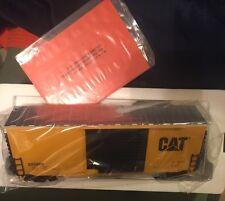 MTH O Gauge Caterpillar 40' High Cube Box Car 30-74574