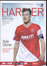 2013/14 Kidderminster busards Saint-Martin V Dartford 21-01-2014 Skrill Premier