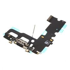 """Black audio charger connector charging port flex cable Replacement iphone 7 4.7"""""""