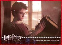 HARRY POTTER - PRISONER OF AZKABAN - Card #12 - Monster Book - CARDS INC 2004