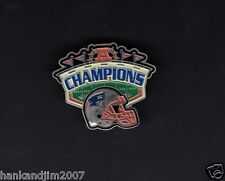 New England Patriots Afc Champions Super Bowl Xxix 39 1 inch Collectible Pin