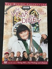 Vicar of Dibley, The - The Divine Collection (DVD, 2003, 3-Disc Set)