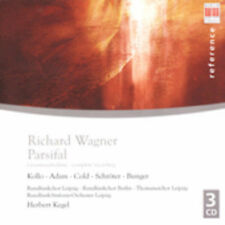 CD musicali, della classica e lirica Richard Wagner
