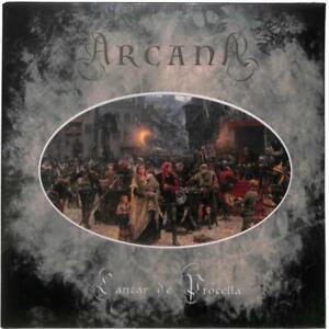 Arcana - Cantar De Procella - Limited Edition Sealed - LP Vinyl Record