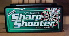 Minty Sharp Shooter 27g Steel Tip Darts with 80% Tungsten Body