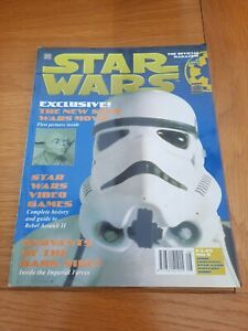 The Official Star Wars Magazine No #9 Titan August / September 1997 Video Games