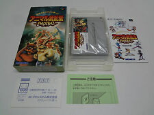 Animal Buranden Brutal Nintendo Super Famicom Japan /C