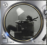 "Memorex Is It Live? Slipmat Turntable 12"" LP Record Player, DJ Audiophile"