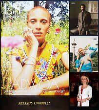 ADWOA ABOAH DOMINIC WEST THE WIRE THE AFFAIR EMILY MAITLIS ES MAGAZINE JULY 2017