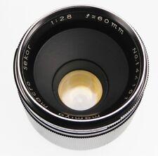 Mamiya 60mm2.8 Macro Sekor M-42 mount  #144101