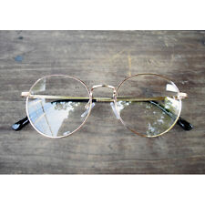 NEW 1920s Trend eyeglasses oliver retro 15R30 Gold round frames eyewear rubyruby