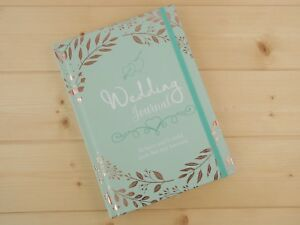 NEW WEDDING DAY PLANNER JOURNAL ORGANISER DIARY RECORD BOOK – ENGAGEMENT GIFT