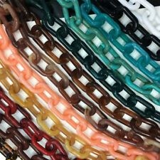 Handbag Replacement Acrylic Bags Chain Handle Crossbody Shoulder Bag Strap