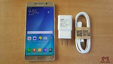 Samsung Galaxy Note 5 | T-Mobile | Grade B | Factory Unlocked | Gold Platinum |