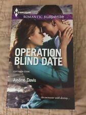 Operation Blind Date by Justine Davis (2013, Paperback)