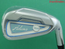 NEW Women's Adams blue 7 iron graphite SlimTech 45g shaft Ladies Right Hand LRH