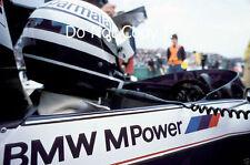 Riccardo Patrese Brabham BT52B Austrian Grand Prix 1983 Photograph 2