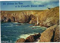 29 - cpsm - LA Pointe du Van et la chapelle Saint They