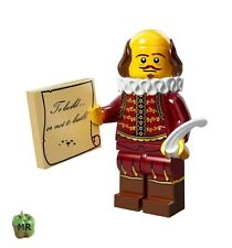 LEGO 71004 - The Lego Movie - William Shakespeare - Mini Figure / Minifig